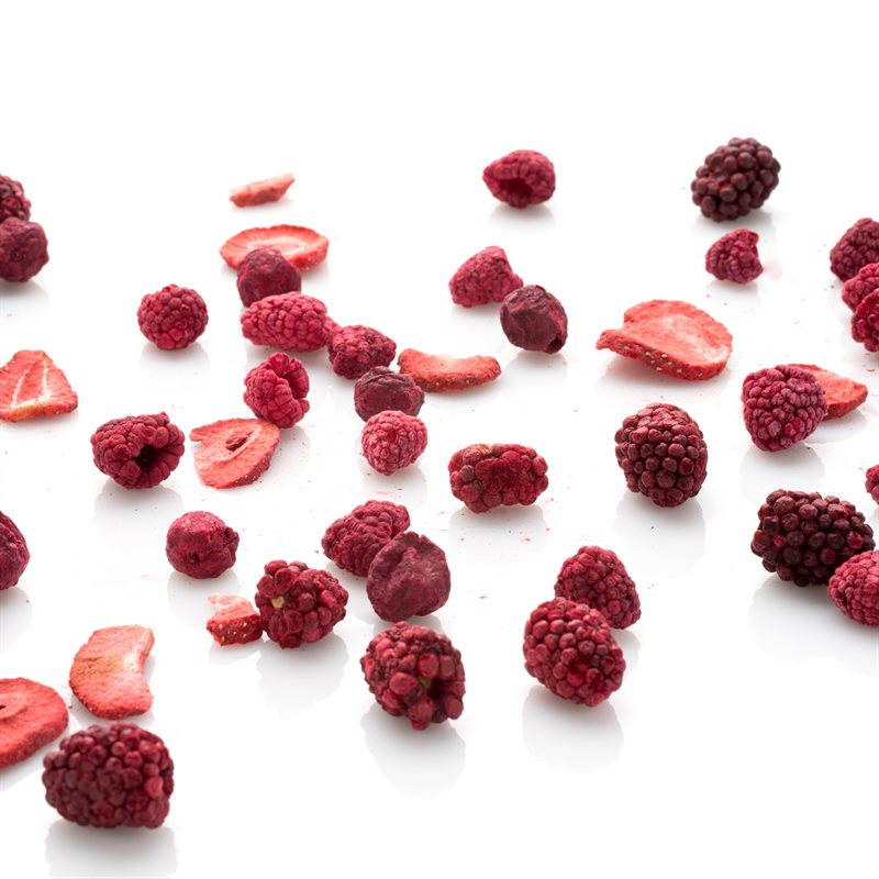 FREEZE-DRIED FRUITS