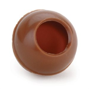 TRUFFLE SHELL, MILK CHOCOLATE