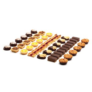 GLARUS COLLECTION, PETITE PASTRIES