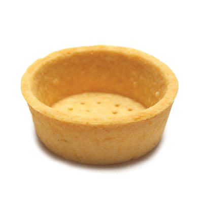STRAIGHT-EDGE SAVORY TARTLET, ROUND (2 IN / 5 CM)