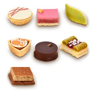 ZURICH COLLECTION, PETITE PASTRIES