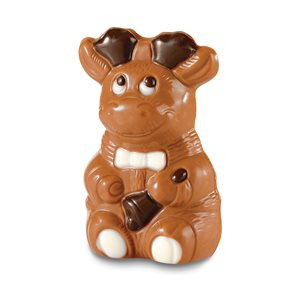 2D MOOSE PRALINE, 20PC