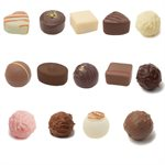 LADERACH LIMITED EDITION TRUFFLE& PRALINE COLLECTION 42 pcs