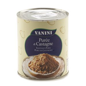 PUREE DE MARRONS / CHESTNUT PUREE