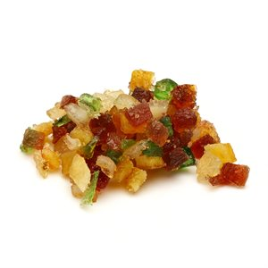 CANDIED MIXED PEEL, DICED