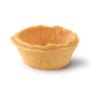 MINI QUICHE SHELL, ROUND (1.6 IN / 4 CM)