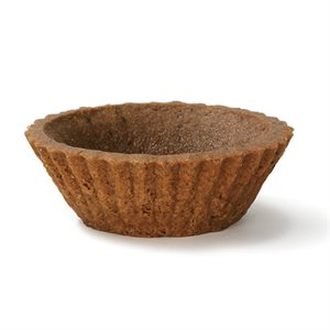 CHOCOLATE TARTLET, ROUND (2.5 IN / 6.3 CM)