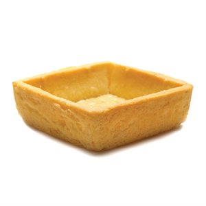 SWEET TARTLET, SQUARE (2.8 IN / 7 CM)