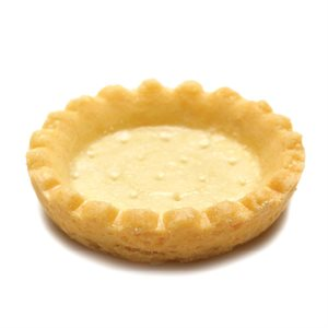 SCALLOPED-EDGE SWEET TARTLET, ROUND (2 IN / 5 CM)