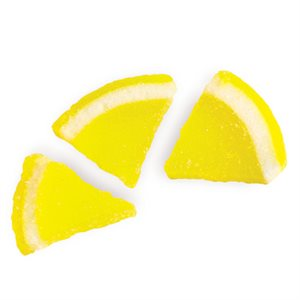 JELLY LEMON SLICES, SMALL