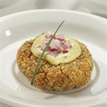 MINI MARYLAND CRAB CAKE, 200 PCS