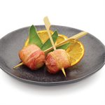 APP BACON WRAPPED TUSCAN SHRIMP, 100 PCS