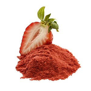 STRAWBERRY FRUIT POWDER