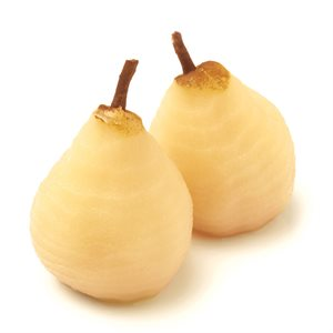 WHOLE WILLIAM PEARS IN SYRUP