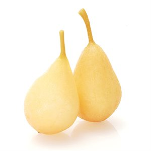 MINI PEARS IN SYRUP