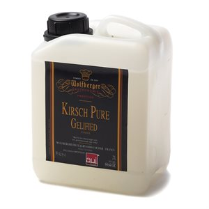 KIRSCH CONCENTRATE, GELIFIED