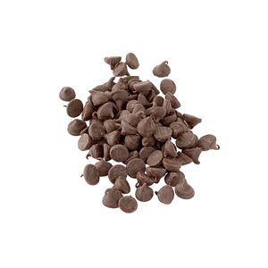 CHOCOLATE CHIPS 1000ct, DARK 44%, 10KG