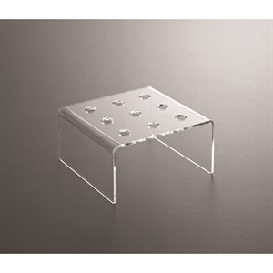 SQUARE CORNET HOLDER, PLASTIC