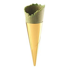 MINI SPINACH CORNET