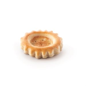 PUFF PASTRY FLAT SHELL, MINI DAISY