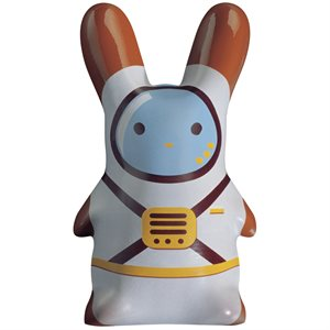 ASTRONAUT BUNNY BLISTER TO FILL 3D