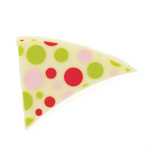 POLKA DOT SAIL, WHITE CHOCOLATE