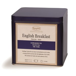 Buffet Tin For Loose Tea, Blue (250G)