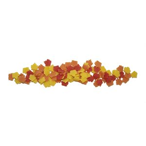 APIATTO MAPLE LEAVES ASSORTED, SUGAR, 400G