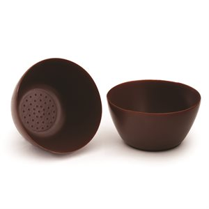 MICRO THIN CUP, SEMISWEET CHOCOLATE