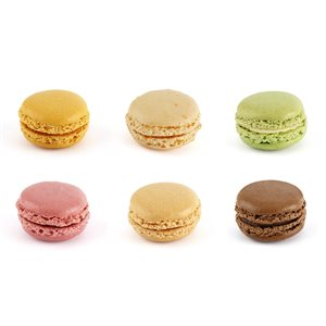 Chateau Macaron Collection (6 Flavors)