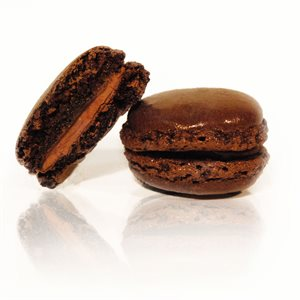 CHOCOLATE MACARONS (Single Flavor)