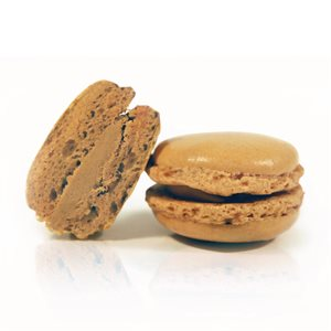 SALTED CARAMEL MACARONS (Single Flavor)