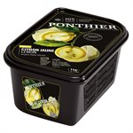 FROZEN PUREE, LEMON, 1 KG