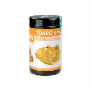 TORRONE PASTE WITH PIECES, 1.2KG