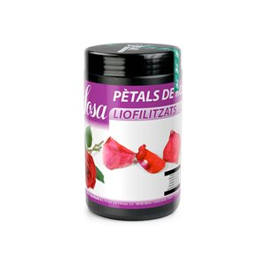 FREEZE DRIED ROSE PETALS, 7G