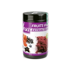RED FRUIT-HIBISCUS POWDER, 500G