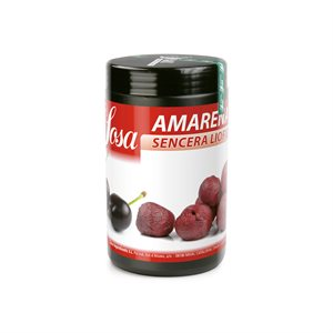 FREEZE DRIED WHOLE SOUR CHERRY, 400G