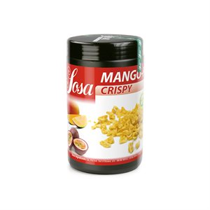 MANGO-PASSION FRUIT CRISPY, 250G