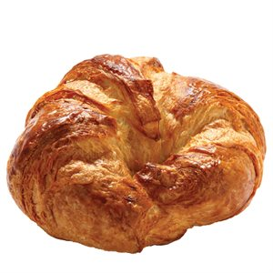 LARGE ALL-BUTTER CROISSANT, CURVED