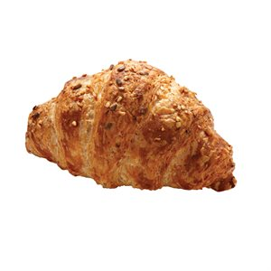 MULTIGRAIN SMALL ALL-BUTTER CROISSANT, STRAIGHT