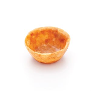 NOUGATINE CUP, MINI ROUND (1.6 IN / 4 CM)