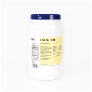 LEMON RAPPE (PEEL)