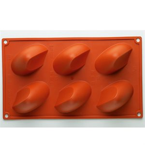 "SILICON MOULD FOR 6 ""MYTHEN"""