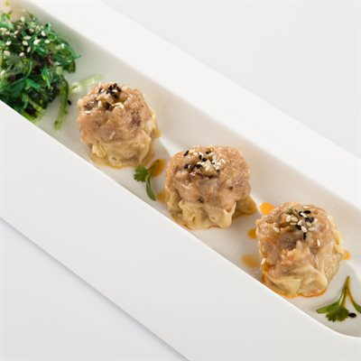 APP PREMIUM PORK AND SHRIMP SIU MAI, 240 PCS
