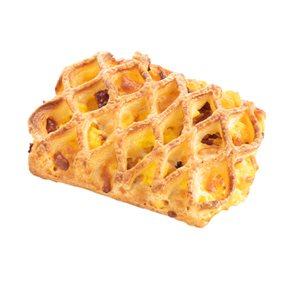 DANISH BACON EGG AND CHEESE LATTICE 3.3OZ , 68 PC