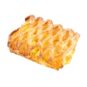 DANISH EGG AND CHEESE LATTICE 3.3OZ, 68PC