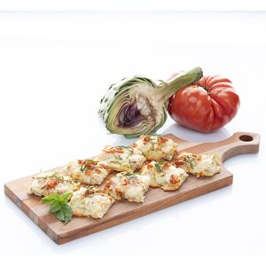 APP ARTICHOKE CHICKEN PESTO FLATBREAD 200PCS