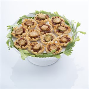 APP BACON JAM N BRUSSELS SPROUT PHYLLO CUP 270PCS