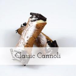 Classic Cannoli Recipe — Dishmaps