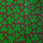 ST. PATRICK'S DAY TRANSFER SHEET